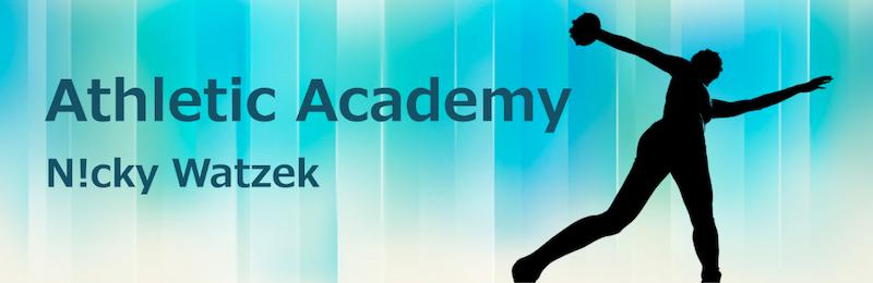 AthleticAcademy-Treffen