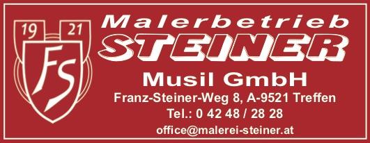 Steiner Musil Treffen